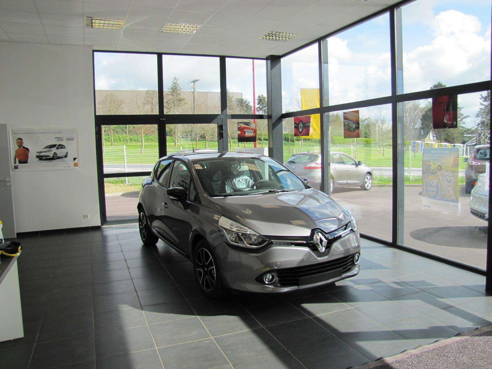 Renault Sottevast - Showroom